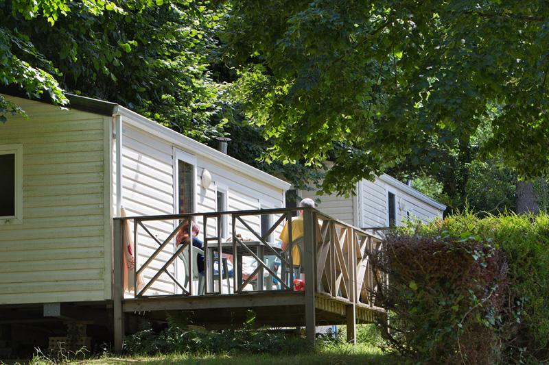 Camping DOMAINE DE KERAVEL