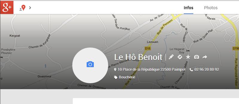 Benoit Le Hô Boucherie