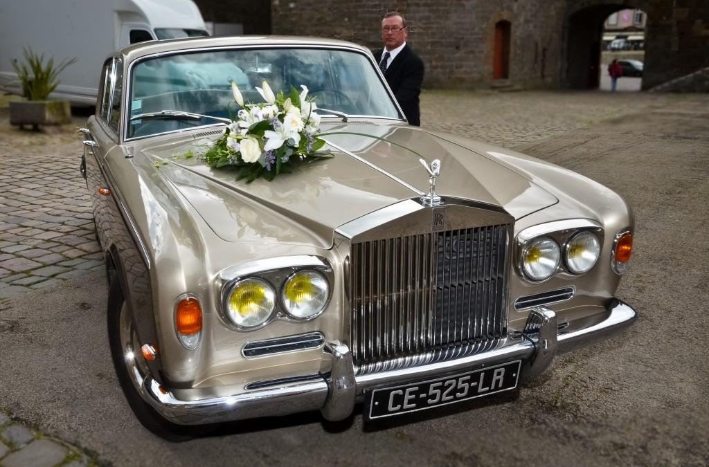 Rolls Royce 22 – Location de voiture pour Mariages