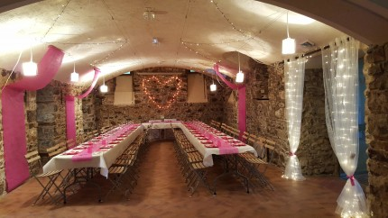 anniversaire de mariage - domaine de keravel