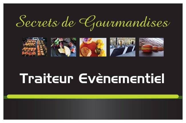 Secrets de Gourmandises – Traiteur événementiel