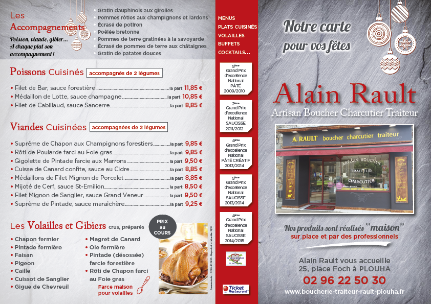 Traiteur Rault Alain