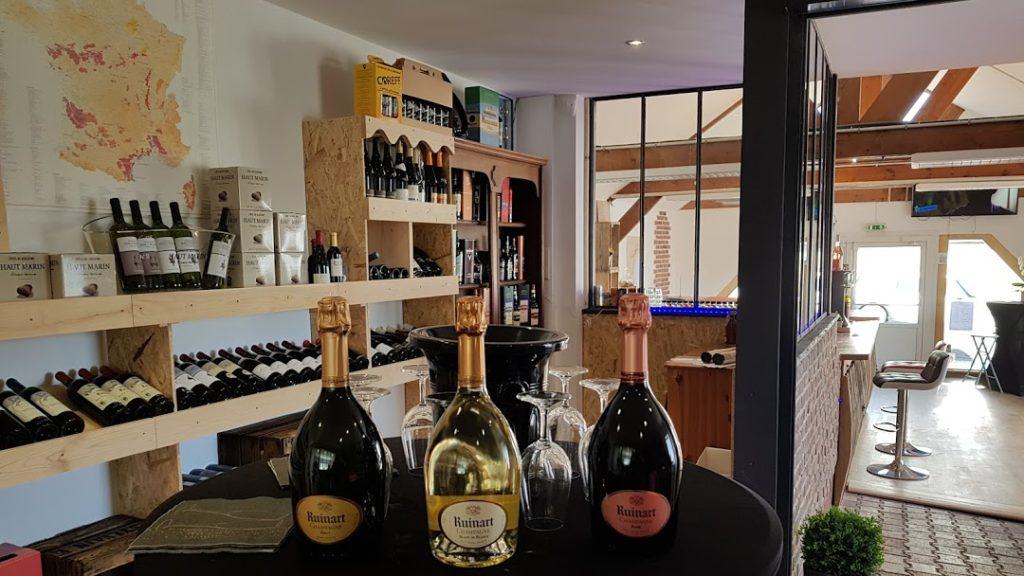 La cave à vins de Seb