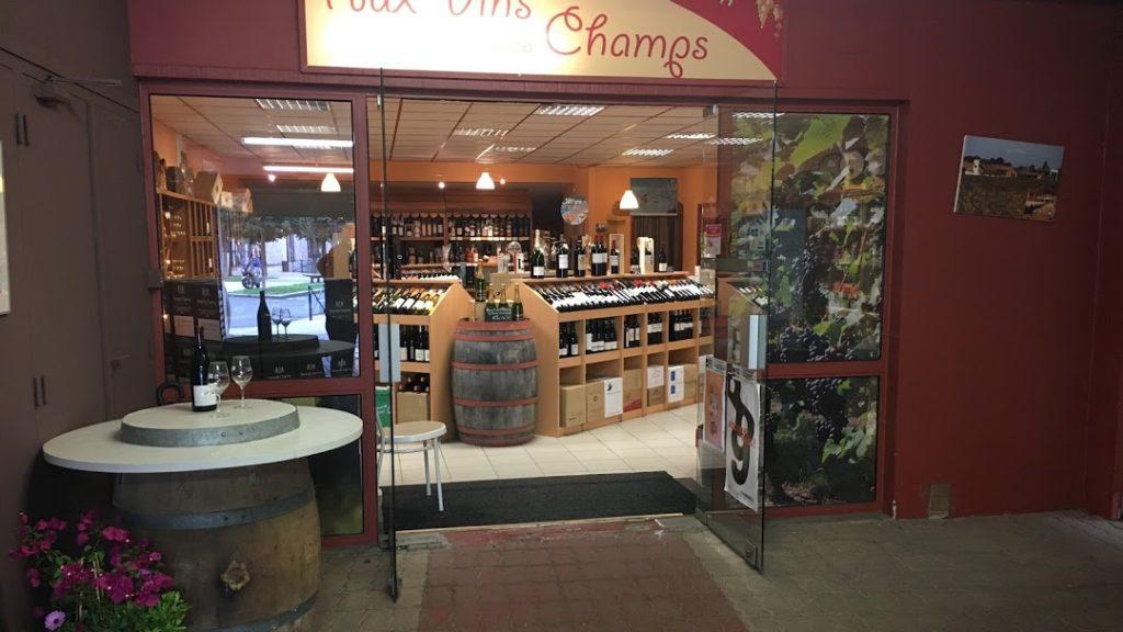 Aux vins des champs