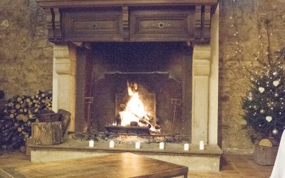 Noël en famille en Bretagne au Domaine de Keravel
