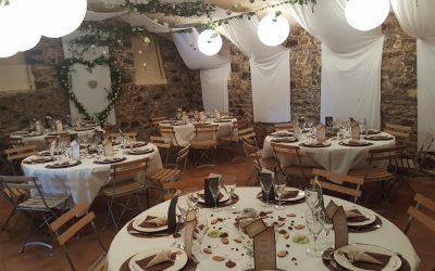 Vous recherchez une salle de mariage en Côtes d'Armor pour juillet et aout 2018 ?