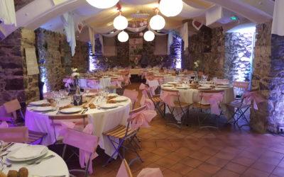 Salle de réception mariage en Bretagne